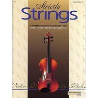 ALFREDS Strictly Strings Book 2 Violin Part