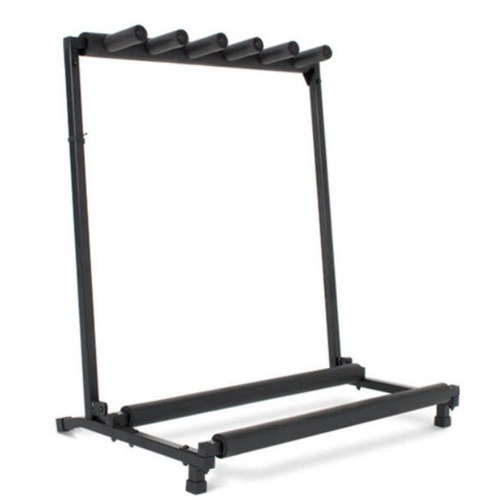 XTREME GS805 Multi 5 Rack Guitar Stand in Black