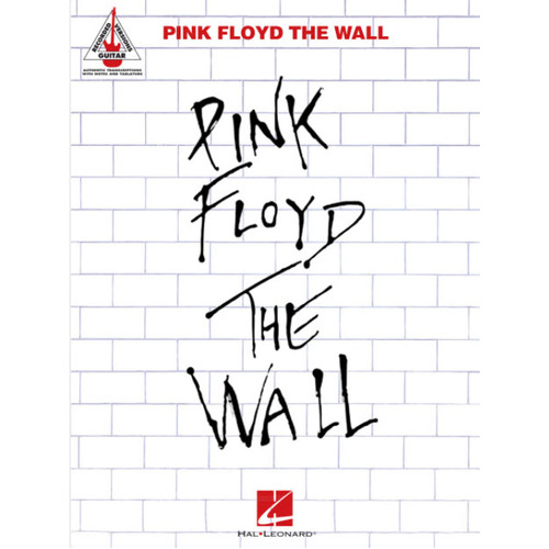 PINK FLOYD THE WALL  Guitar Recorded Versions NOTES & TAB