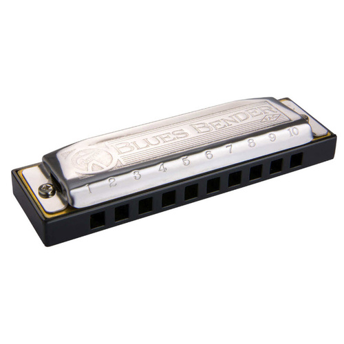 HOHNER BLUES BENDER E Harmonica Diatonic 10 Hole
