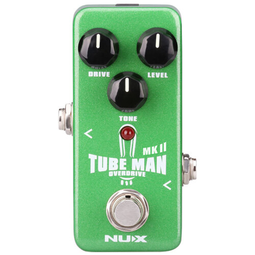 NUX MINI CORE Tube Man Mark 11 Overdrive Guitar Effects Pedal NXNOD2