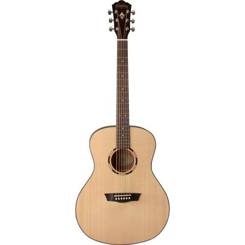 WASHBURN  WOODLINE 10 WLO10S Orchestra Acoustic Guitar in Natural